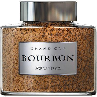 Кофе Bourbon Grand Cru растворимый в кристаллах с/б в кор.