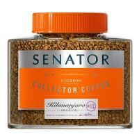 Кофе Senator Kilimandjaro растворимый в кристаллах с/б