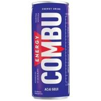 Напиток энергетический Combu Enerdgy Drink Acai\Goji со вкусом ягод акаи-годжи