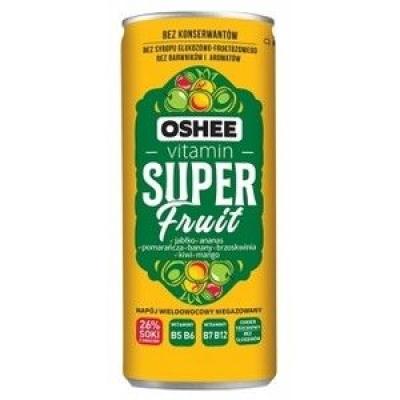 Напиток негазированный Vitamin Fruit Yellow с мультифруктовым вкусом, обогащенный витаминами