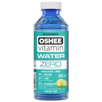 Напиток негазированный Oshee Vitamin Water Zero со вкусом лайма без сахара