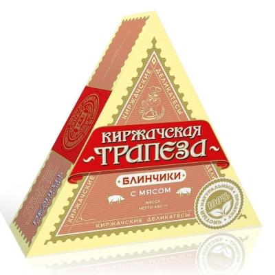 Блинчики Киржачская трапеза с мясом