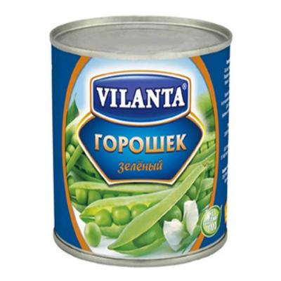 Горошек зеленый VILANTA