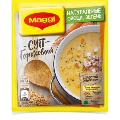Суп Maggi На первое Гороховый