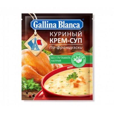 Крем-суп Gallina Blanca Куриный по-французски