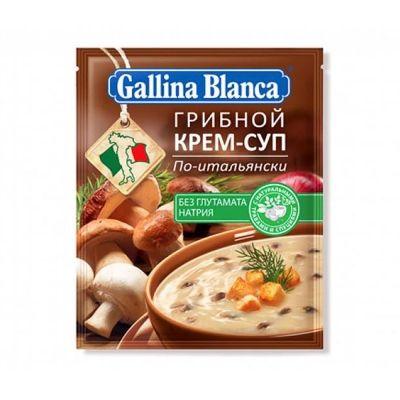 Крем-суп Gallina Blanca Грибной по-итальянски