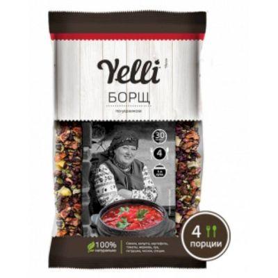 Суп борщ по-украински Yelli