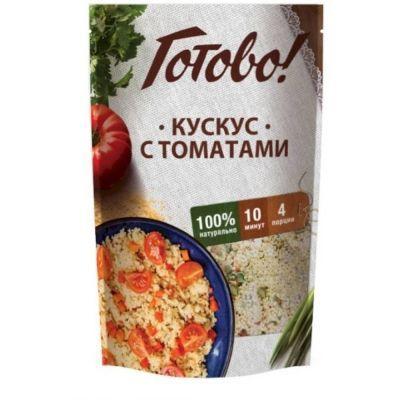 Кускус с томатами 'Готово!'