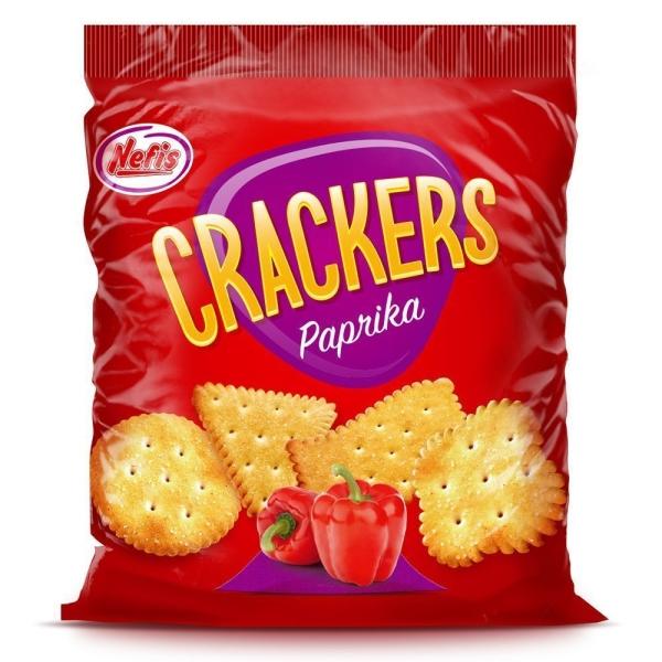 Крекер Nefis Crackers паприка