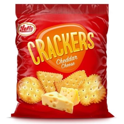 Крекер Nefis Crackers с сыром