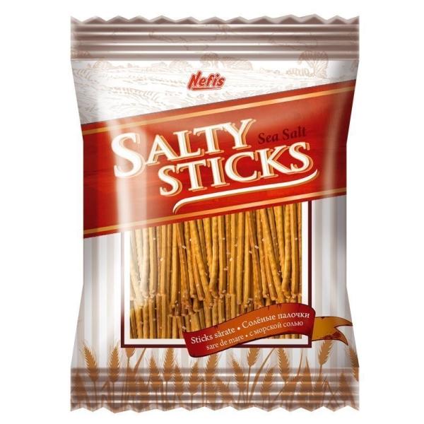 Палочки Nefis Салти (Salty Sticks) с морской солью