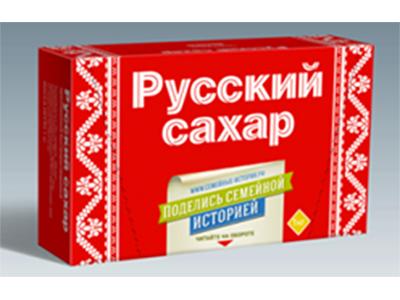 Сахар 'Русский сахар' прессованный