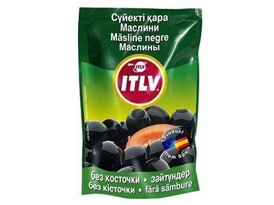 Маслины черные 'ITLV' без косточки