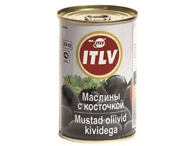 Маслины 'ITLV' с косточкой