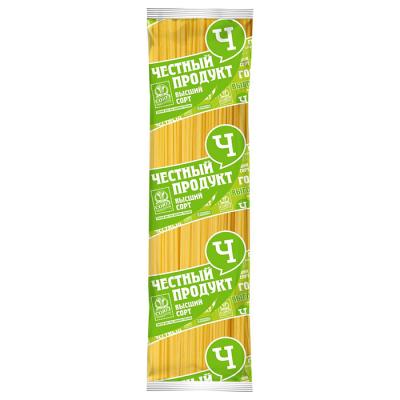 Макароны Честный продукт Спагетти