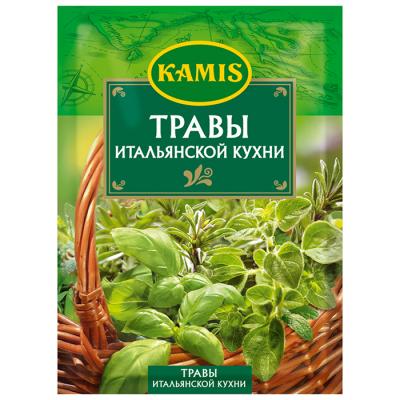 Приправа Kamis Травы итальянской кухни