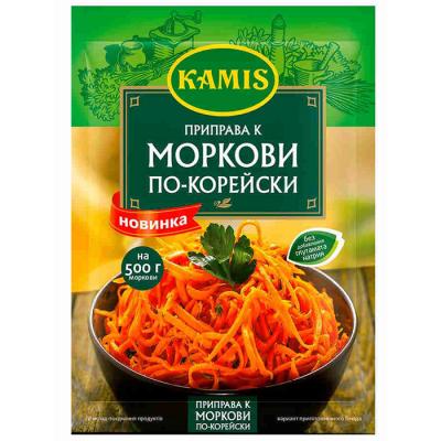 Приправа Kamis к моркови по-корейски