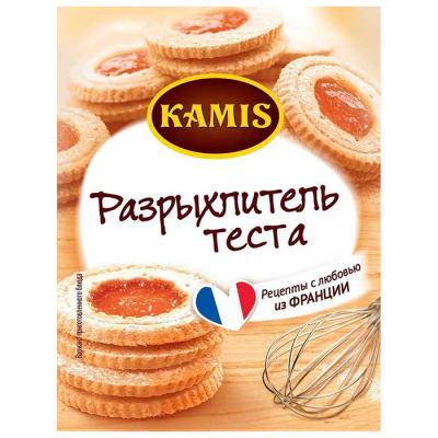 Разрыхлитель теста Kamis
