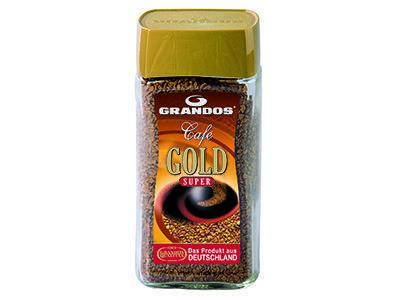 Кофе Grandos Gold кристаллы