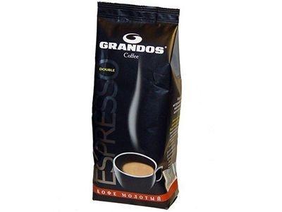 Кофе Grandos Espresso молотый