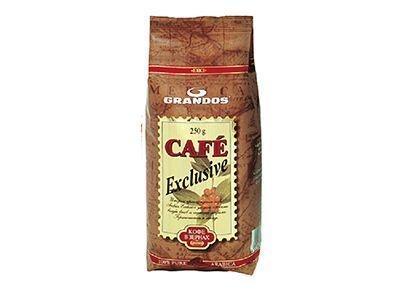 Кофе в зернах Grandos Exclusive