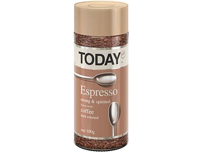 Кофе ТОDAY Espresso кристаллы