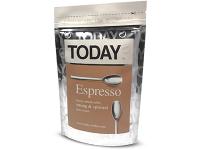 Кофе ТОDAY Espresso натуральный сублимированный