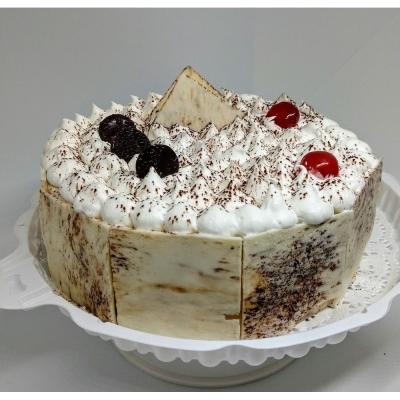 Торт Чайная Роза Капучино