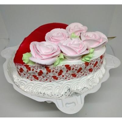 Торт Чайная Роза Любовь