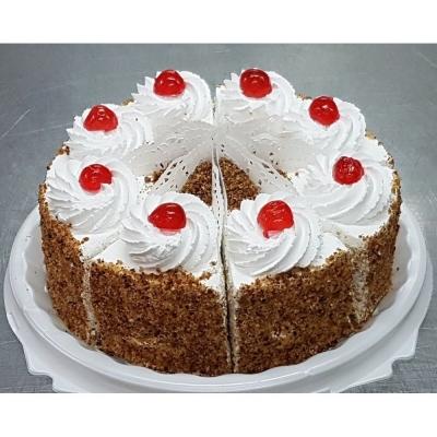 Торт Чайная Роза Медовик со сметанным кремом