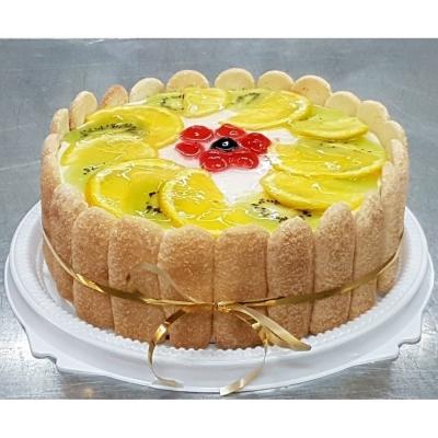 Торт Чайная Роза Монастырская изба