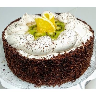 Торт Чайная Роза Тирамису