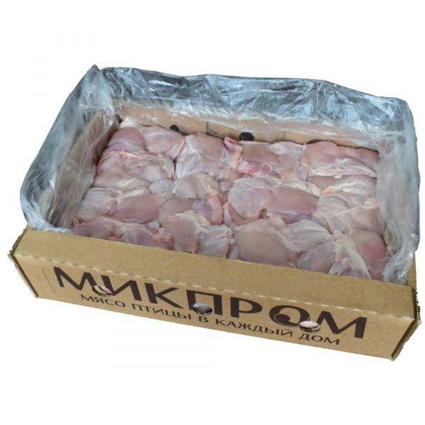 Филе окорочка цыпленка бройлера Микпром без кости, без кожи охлажденное