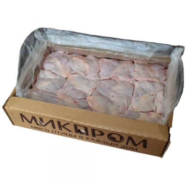 Филе окорочка цыпленка бройлера Микпром без кости, с кожей охлажденное