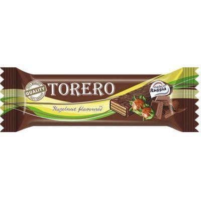 Вафли Тореро мини-торты с ароматом лесного ореха