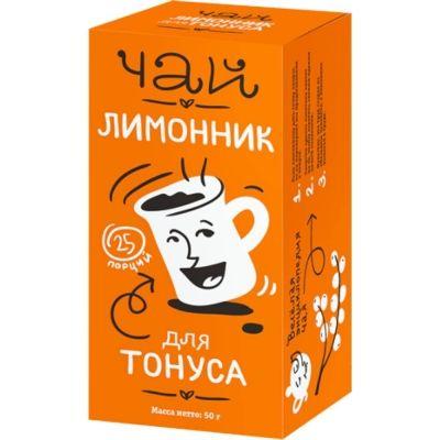 Чай Леовит 'БиоСлимика' Лимонник для тонуса