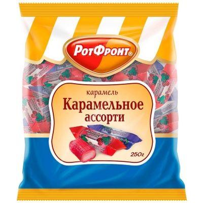 Карамель Красный Октябрь Ассорти кирпичик