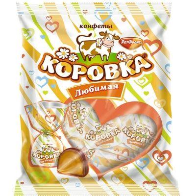 Карамель Рот Фронт Коровка саше
