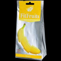 Фруктовые чипсы FitFruits Банан