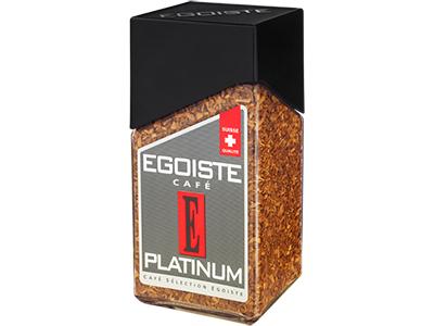 Кофе Egoiste Platinum кристаллы