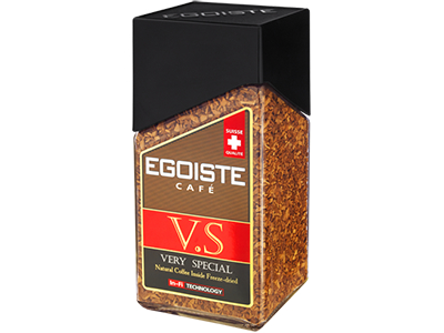Кофе Egoiste V.S сублимированный