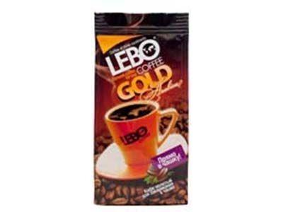 Кофе 'Lebo Gold' жареный молотый для кружки