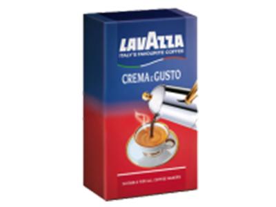 Кофе 'Lavazza Crema e Gusto' молотый