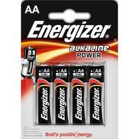 Батарейка Energizer MAX AA E91 Алкалиновая 1.5V 6шт