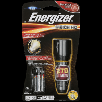 Фонарь Energizer металлический Vision HD + 3 Батарейки Energizer MAX AAА