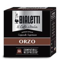 Кофе Bialetti ORZO в капсулах для кофемашин Bialetti 12шт