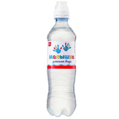 Вода СанАторио Малышка негазированная СПОРТ