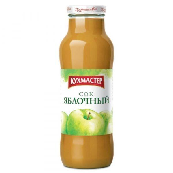 Сок Кухмастер Яблочный