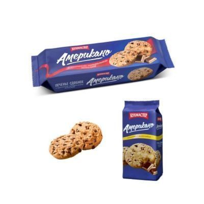 Печенье Кухмастер Американо