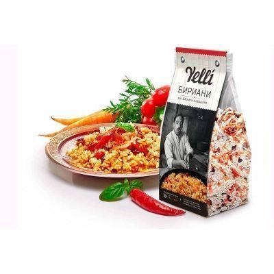 Рис Басмати с овощами Yelli 'Бириани'